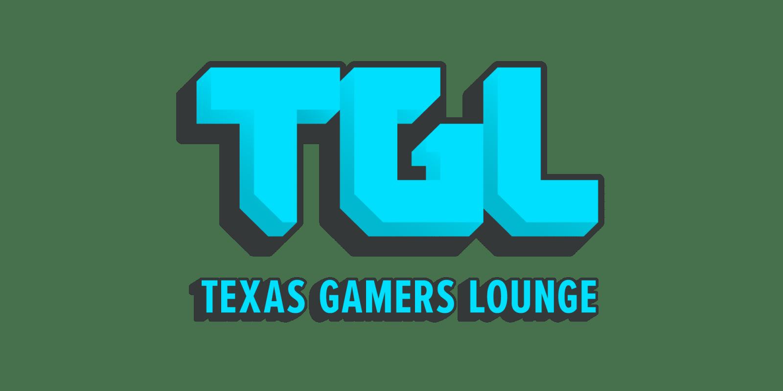 TGL - Texas Gamers Lounge Logo